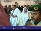 صاحب الجلالة الملك محمد السادس أمير المؤمنين يؤدي مناسك العمرة