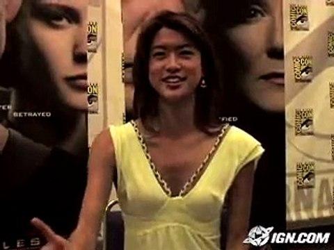 Grace Park Interview