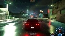 Need for Speed 2015 Drifting Gameplay, 180sx Customization & Drift Tuning