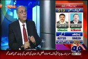Najam Sethi Exposed Nawaz Sharif's Pre-Poll Rigging in Haripur By-Election