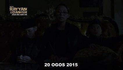 Misi Rayyan dan Danish: Jangan Ambil Rumah Kami Promo 30sec