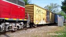 Louisville & Indiana railroad action @ Columbus Indiana