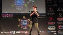 Zach Gormley, champion du monde 2015 de YoYo
