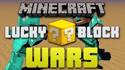 MineCraft Minigames - (UN)Lucky Games