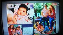 Presentación de Aitana Derbez en ¡Hola! Tv