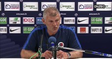 POINT PRESSE (SMC) : AVANT CAEN - TOULOUSE
