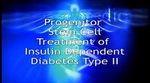 Complications of Diabetes Mellitus Cured by Stem Cell Treatments