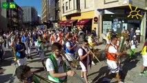 Jueves la Saca 2015 - Fiestas de San Juan Soria
