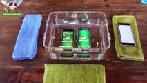 Waterproof your Iphone 6 and Iphone 6 Plus   #7   Iphone6 vs Samsung Galaxy S6 Edge  Water Test !