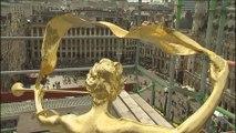 La Grand-Place de Bruxelles reliftée pour le plus grand plaisir du public