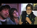 Amitabh Bachchan PLEADED Dharmendra For A Role In SHOLAY