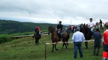 Carrera de caballos de cintas