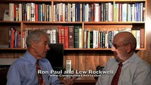 Ron Paul and Lew Rockwell chat