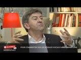 Jean-Luc Mélenchon itw Médiapart 02-05-2013
