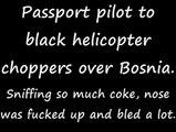 Non-Phixion - Black Helicopters - Lyrics