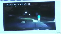 Jonathan Ferrell Dashcam  Unarmed A&M Football Player Being Shot 10 Times in the Back