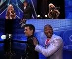 Silvia Silvia  Woman Shoots Arrows at Husband   America's Got Talent 2015