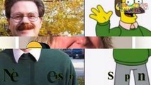 Fun facts - real people who look just like cartoon characters - things you did't know