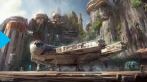 Disney Creating Star Wars Land