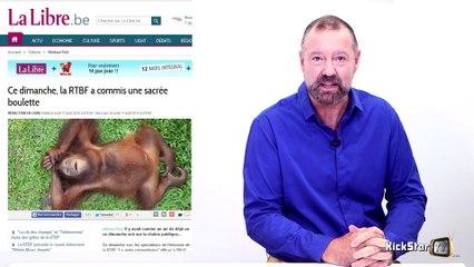 La TV Belge fait une drôle de bévue ! Alex Taylor RDP 17 août 2015