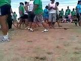 Ngati Porou Pa Wars 2010 - Okuri Tug Of War Champs