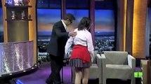 Buenafuente besa a la niña de Shrek - Ultimo programa BFN