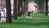 Beelden: Man doodgeschoten in Groningen - RTV Noord