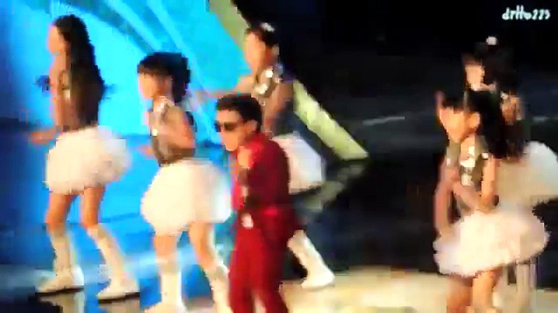 رقص اطفال جنون