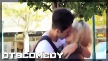 Kissing Prank - Top 6 Kisses By Prank Invasion 2015 - Kissing Girls Series GONE RIGHT!