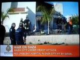 Israel bombs UN Gaza headquarters