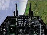 Falcon 4 Allied Force Bomber Kill