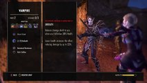 The Elder Scrolls Online : Vampire and Werewolf shrine locations