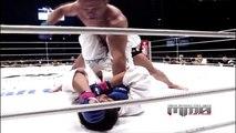 Wanderlei Silva vs Hidehiko Yoshida