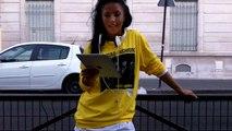 Selma Rosa Dedicace Mélanie , Lausanne , Suisse