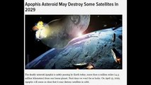 Surprise ASTEROID in a NEAR MISS with EARTH   Was NOT DETECTED until NEAR IMPACT