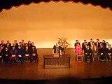 SILS Opening Ceremony Waseda Universtiy Tokyo:  Opening Speech from Dean.