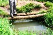 Ugandan Water Project - Typical Ugandan Water Hole - Kawanda, Uganda