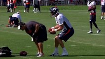 Sights and sounds from Broncos camp