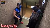 Fighting Elevator Pranks | Best Of FouseyTUBE 2015!!