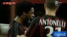 Luiz Adriano Goal AC Milan 2 - 0 Perugia Coppa Italia 17-8-2015
