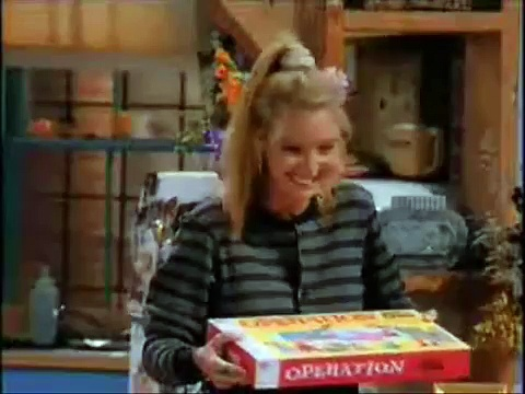 "Friends Bloopers – A Few ""Phoebe Buffay"" Bloopers"