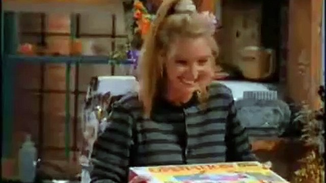 "Friends Bloopers - A Few ""Phoebe Buffay"" Bloopers"