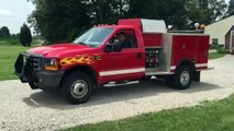 Truck Robards Ky fire truck