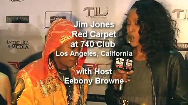 Orlando Brown (Thats So Raven) At Jim Jones 740 Club Event