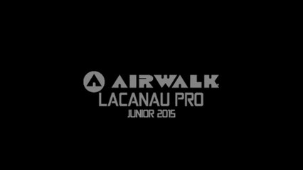 Airwalk Pro Junior Final Report 2015
