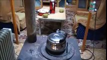 Visite d'une yourte mongole à Darkhan