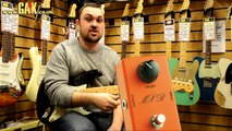 Phaser Pedal Comparison - Orange Box, Phase 90 and Script Phase 90