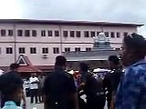 THAIPUSAM 2008 AT BATU CAVES - POLICE BRUTALITY - PART 2