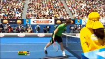 HD tennis spectacular match  Roger Federer, Novak Djokovic, rafael nadal, murray ... HD