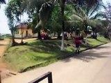 Kribi au Cameroun